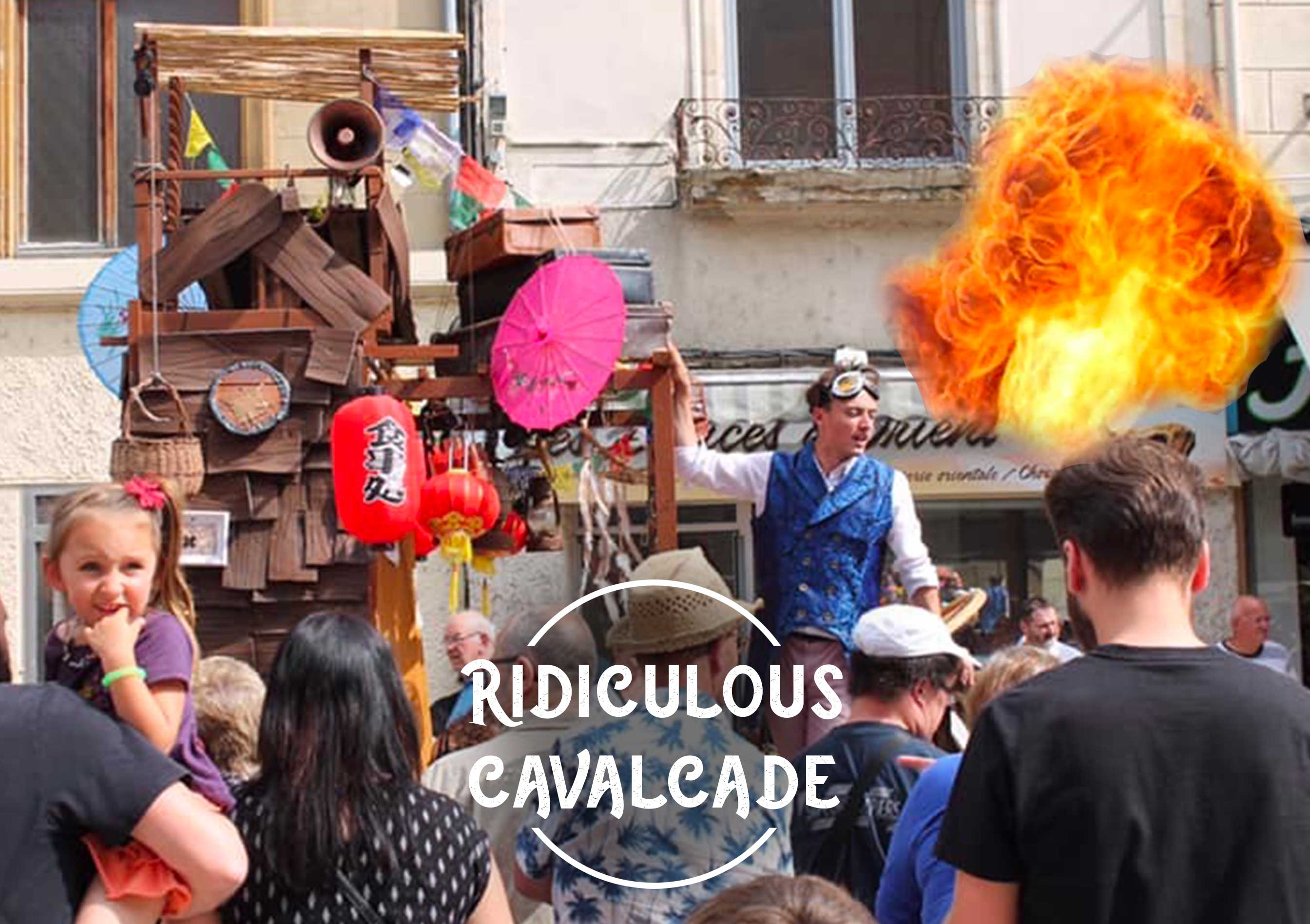 La Ridiculous Cavalcade